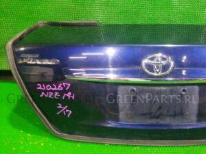 Крышка багажника на Toyota Corolla Axio NZE141 64401-12A70