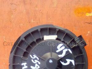Мотор печки на Nissan Note E11 HR15DE