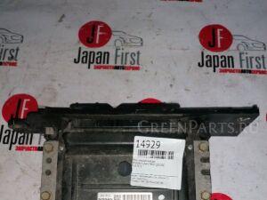 Блок управления двигателем на Nissan Sunny FB15 QG15DE A56 W23