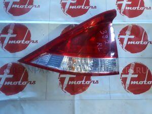 Стоп на Honda Insight ZE2 LDA