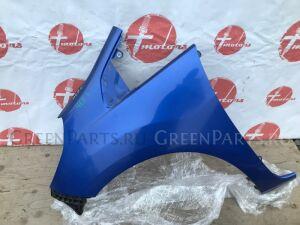 Крыло на Honda Fit GP1 LDA