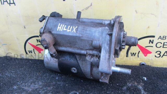 Стартер на Toyota Hilux pick up KUN25 2KDFTV