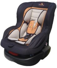 Автокресло ForKiddy Maxi Drive Orange-Beige