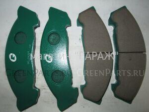 Колодки дисковые isuzu g-brake isuzu