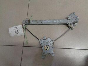 Стеклоподъемный механизм на Mitsubishi Airtrek 2001-2005 2.0 135л.с. 4G63/АКПП 4WD правый руль 2001г MR573879