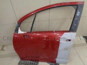 Дверь на Citroen C3 2009-2016