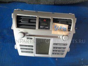 Магнитофон на Toyota Belta SCP92