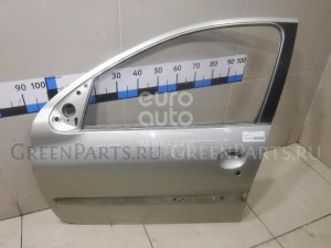 Дверь на Peugeot 206 1998-2012 9002K5