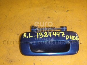 Ручка двери на Peugeot 406 1999-2004 9101H4