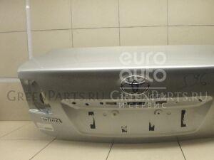 Крышка багажника на Toyota Avensis III 2009- 6440105080