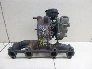 Турбокомпрессор на VW sharan 2000-2004 038253019D