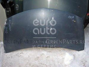 Капот на Renault Clio III 2005-2012 7751476113