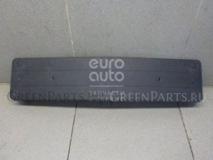 Накладка на бампер на Mercedes Benz W221 2005-2013 2218850081