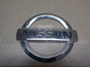Эмблема на Nissan interstar 2002-2010 9088900QAA