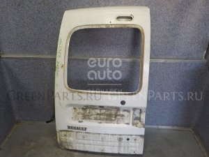Дверь багажника на Renault Kangoo 2003-2008 7751468943