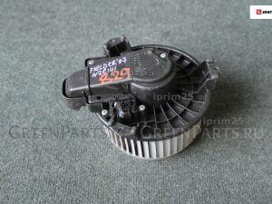 Мотор печки на Toyota Corolla Fielder NZE141 1NZFE