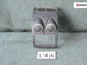 Консоль магнитофона на Nissan Dualis KJ10 MR20DE