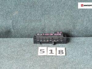 Блок управления климат-контролем на Toyota Hilux Surf RZN185 3RZFE
