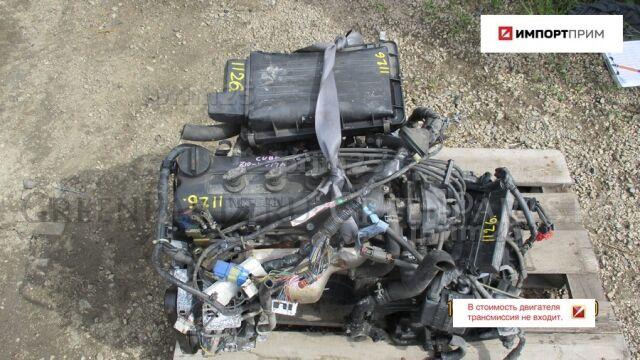 Двигатель на Nissan Cube Z10 CG13DE CG13-275931