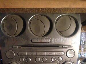 Магнитофон на Mazda Atenza