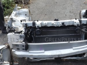 Радиатор кондиционера на Toyota Prius ZVW30 2ZR-FXE