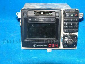 Монитор на Mercedes WDB220 A220 820 05 89