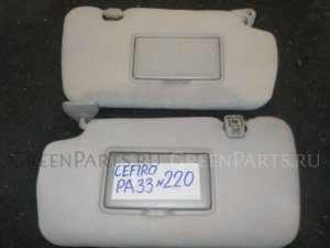 Козырек солнцезащитный на Nissan Cefiro A33 220 /