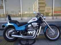 чоппер HONDA STEED 400
