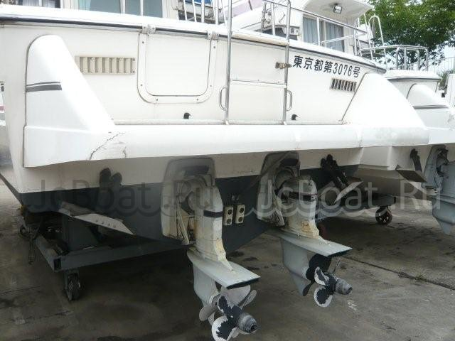 катер YAMAHA SC-32 1993 г.