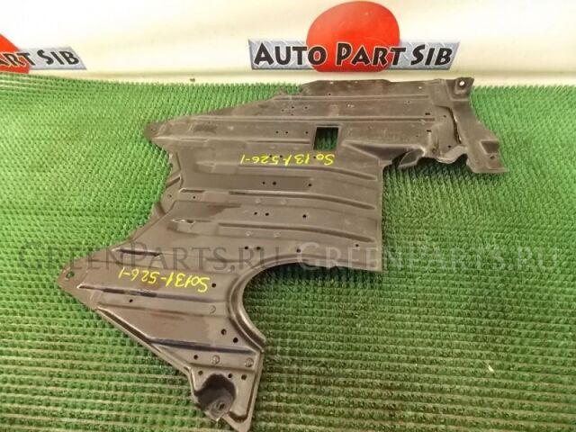 Защита двигателя на Toyota Mark II JZX110 1JZ-FSE