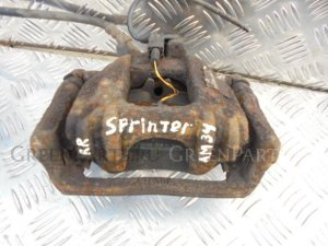 Суппорт на Mercedes-benz Sprinter (906) 06-15г (Спринтер)