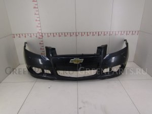 Бампер на Chevrolet AVEO (T250) 2005-2011