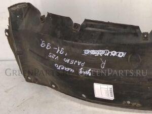 Подкрылок на Mitsubishi Pajero V12V, V14V, V21W, V23W, V24V, V24W, V25W, V26W, V3