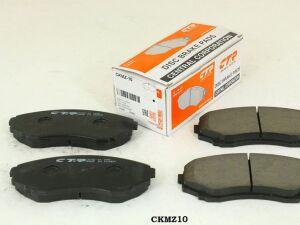 Колодки тормозные на Mazda Cx-7 ER3P CKMZ10