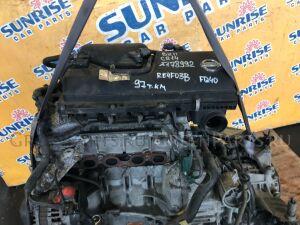 Двигатель на Nissan Cube BZ11 CR14 178992
