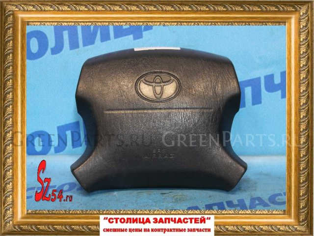 Подушка безопастности на руль на Toyota Corolla Levin AE110