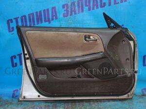 Обшивка дверей на Toyota Mark II GX90
