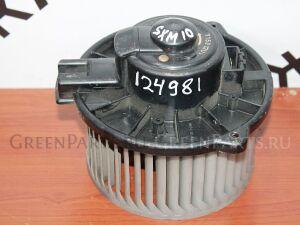 Мотор печки на Toyota SXM10G 124 981
