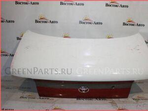 Крышка багажника на Toyota Carina AT190