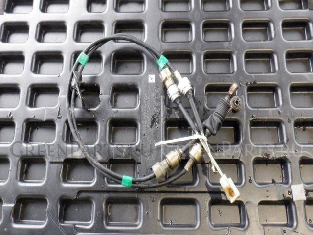 Кпп механическая на Toyota Starlet EP91 4EFE SWAP
