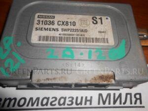 Блок управления АКПП на Nissan 31036CX810 5WP22251