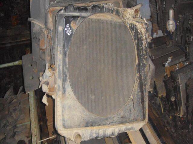 Диффузор радиатора на Hino Ranger FD3GH H07D