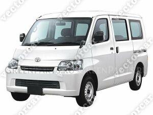 Фара на Toyota Lite ace S402M; S412M