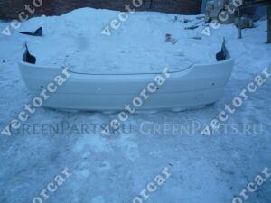 Бампер на Mercedes S-CLASS W221