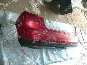 Бампер на Nissan Juke F15;NF15;YF15