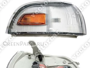 Габарит на Toyota Sprinter AE100; AE101; AE104; AE109 12-358