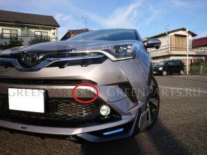 Заглушка бампера на Toyota C-HR ZYX10, NGX50