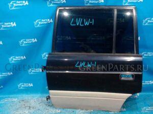 Дверь на Mazda Mpv LVLW WL-T