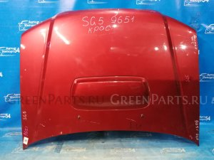 Капот на Subaru Forester SG5 EJ20, EJ203