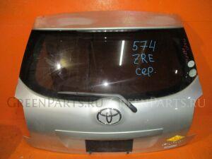 Дверь 5-я на Toyota Auris NZE151H;NZE154H;ZRE152H;ZRE154H